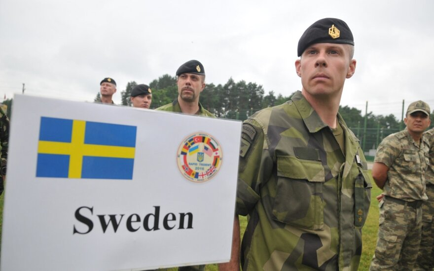 """Командование шведского флота уходит под землю из-за """"российской угрозы"""""""
