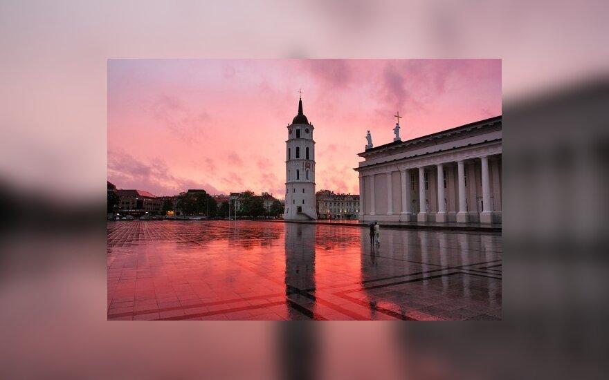 """Mercer: за год Вильнюс """"подорожал"""" на 2 пункта в мировом рейтинге"""
