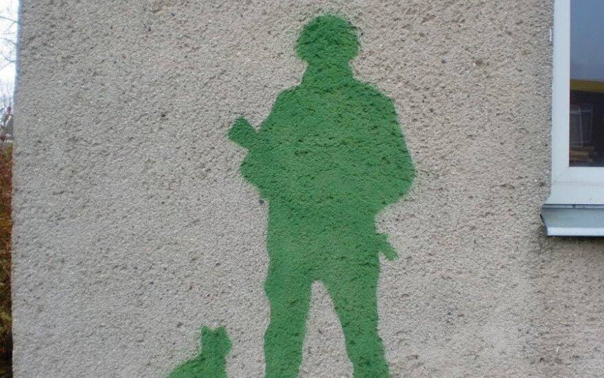 Zielony ludzik