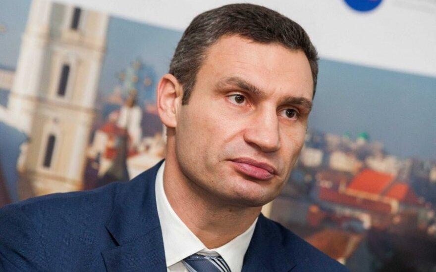 Кличко советует Тимошенко отказаться от участия в президентских выборах