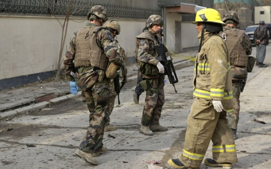 Афганистан: жертвами авиаудара НАТО стали мирные жители