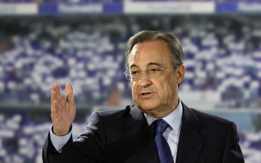 Florentino Perezas