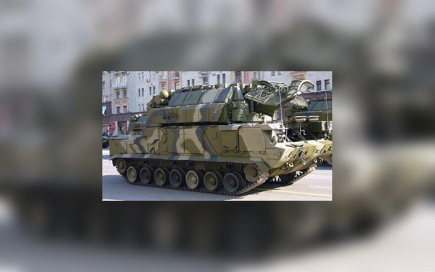 """Россия поставила в Беларусь вертолеты Ми-8 и батарею """"Тор-М2"""""""