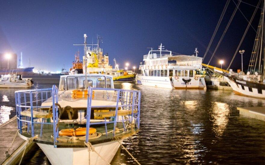 В Клайпеде с российского судна ушел и не вернулся боцман