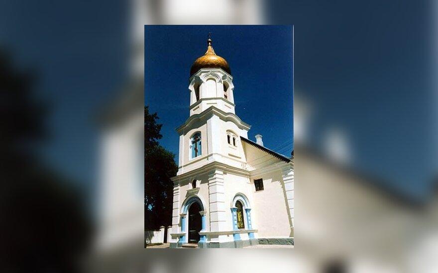 Старообрядческий храм в Вильнюсе, фото сайта www.sentikiai.lt