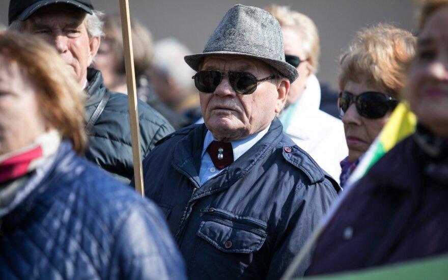 Европейцы выходят на пенсию все позже: экономисты говорят, что в Литве перемены неизбежны