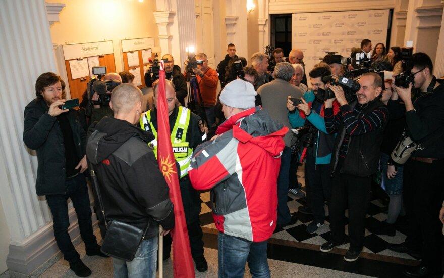 Вильнюсский окружной суд вынесет решение по жалобе Венцкене во вторник