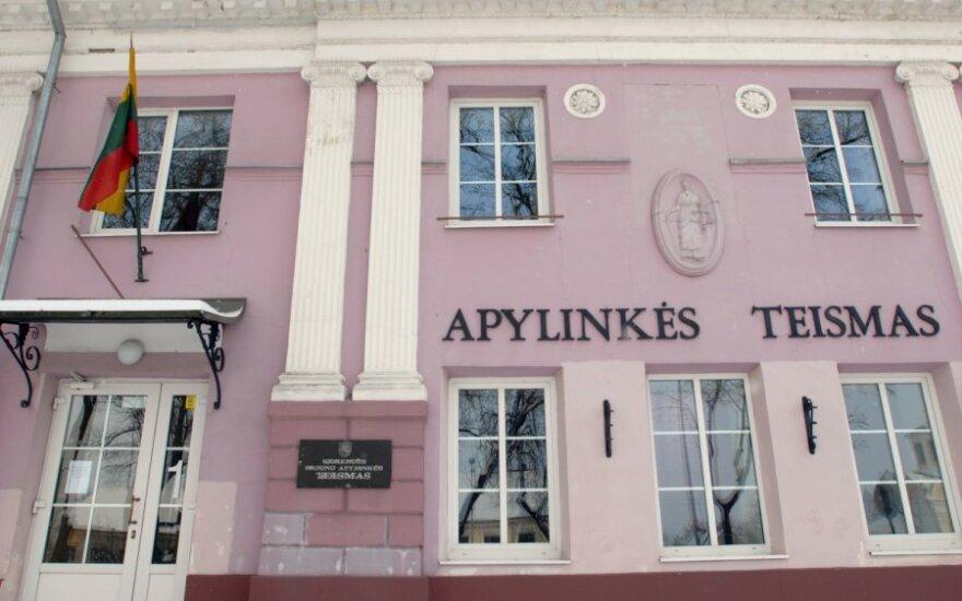 Судьи просят проверить все суды в Литве на наличие ртути