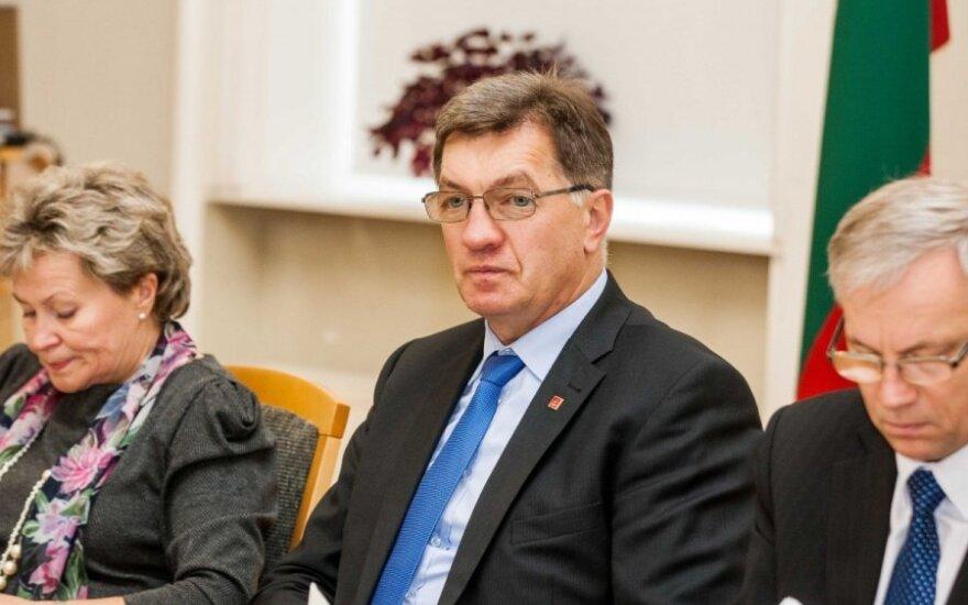 Премьер Литвы знает, кто отвечает за подорожание электроэнергии
