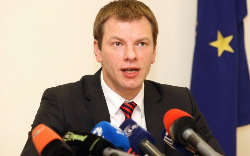Шапока рассматривает предложение стать министром финансов Литвы