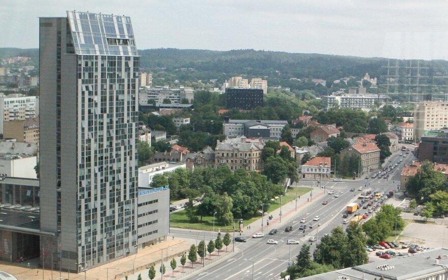 Место директора администрации Вильнюса предлагается занять Подярскису
