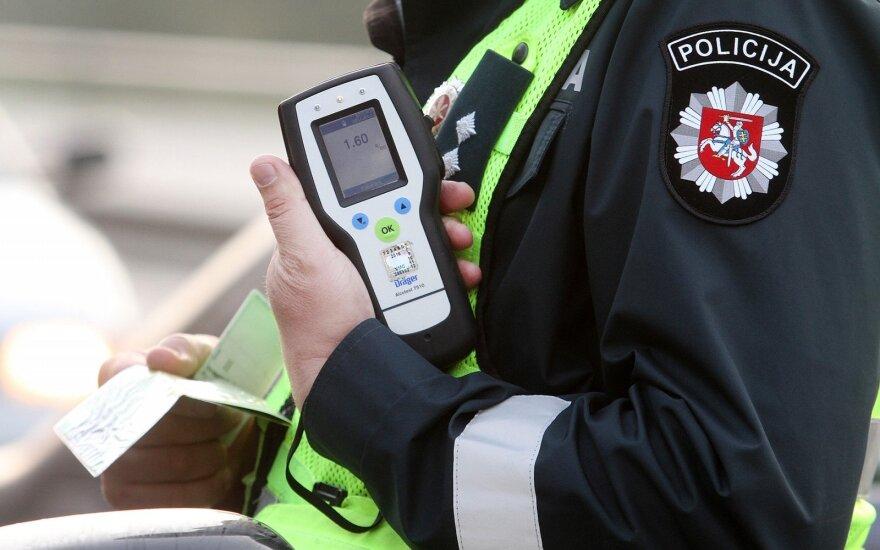 Правительство Литвы ужесточает наказание для пьяных водителей