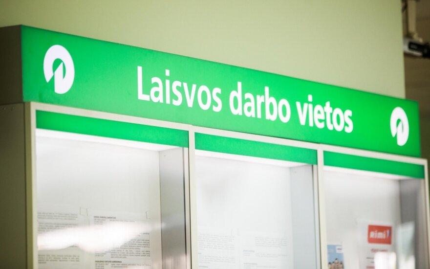 Евростат: безработица в Литве в мае была ниже, чем в среднем по ЕС