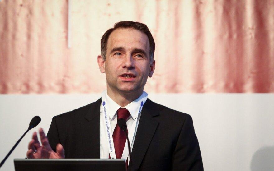 Министр: газ из США в Литву могут поставлять уже в следующем году