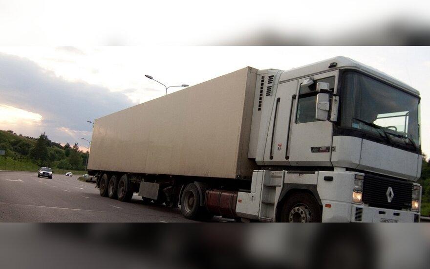 Из-за проблем перевозчиков Литва вручила ноту Казахстану