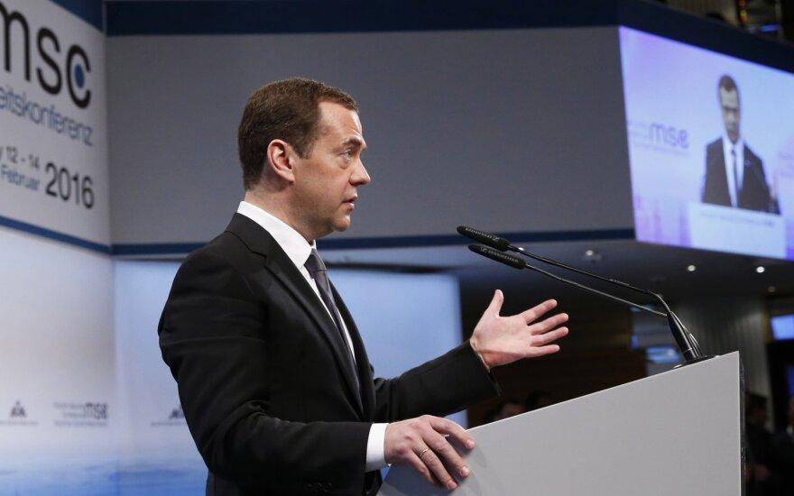 D. Medvedevas