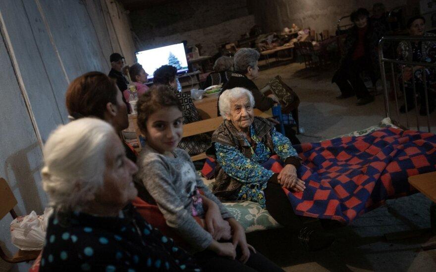 Литва выделила 75 тысяч евро пострадавшим от войны в Нагорном Карабахе