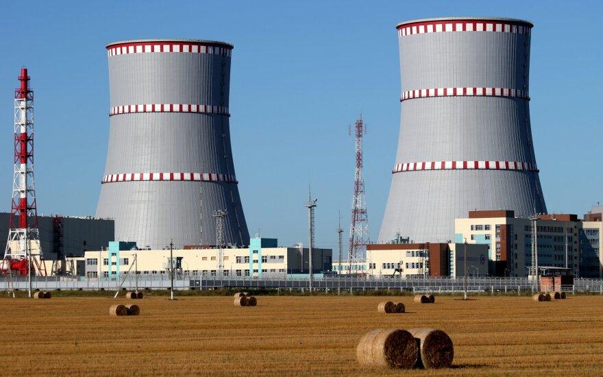 На БелАЭС началась выработка электроэнергии