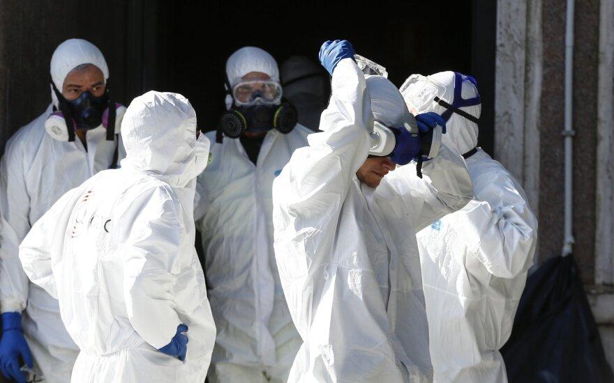 Ученые предупреждают: возможен кратковременный скачок числа заболеваний