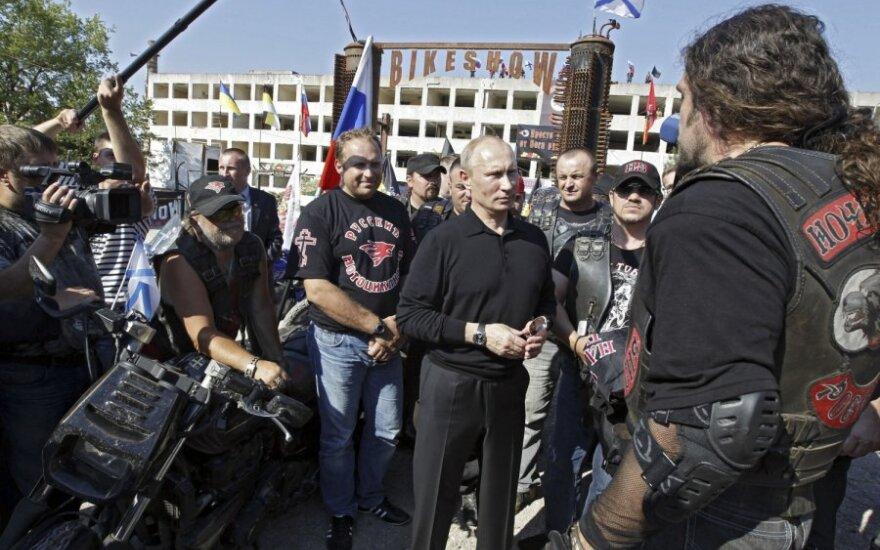 Поляки — против мотопробега прокремлевских байкеров по Европе