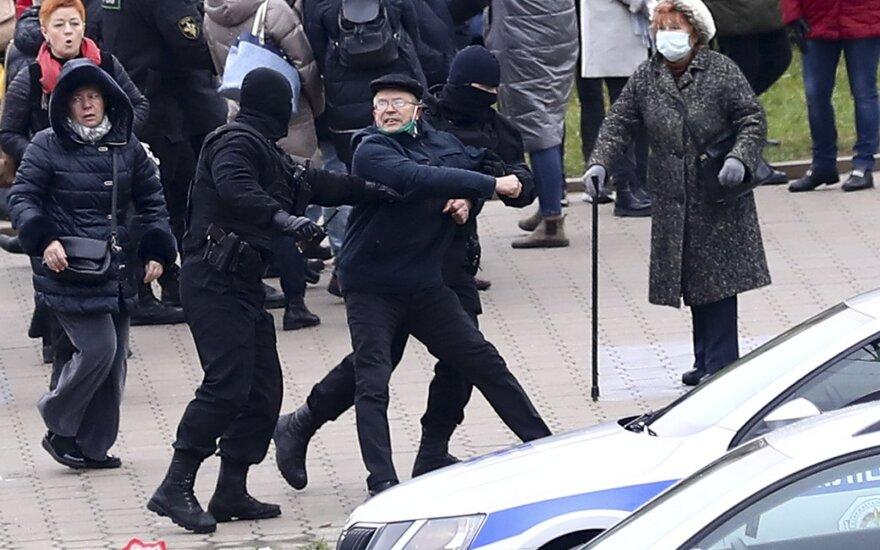 """В Беларуси на акции """"Я выхожу!"""" задержано более 1000 человек"""