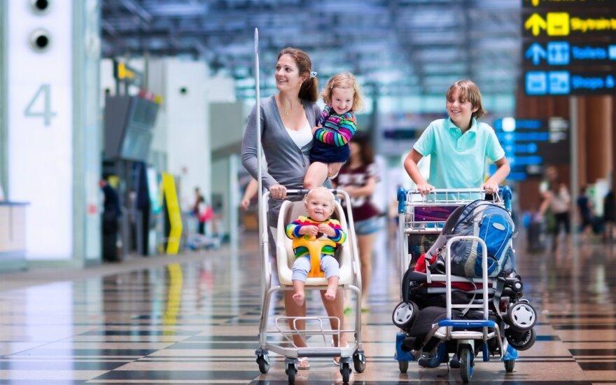 Из аэропортов Литвы – 8 новых направлений