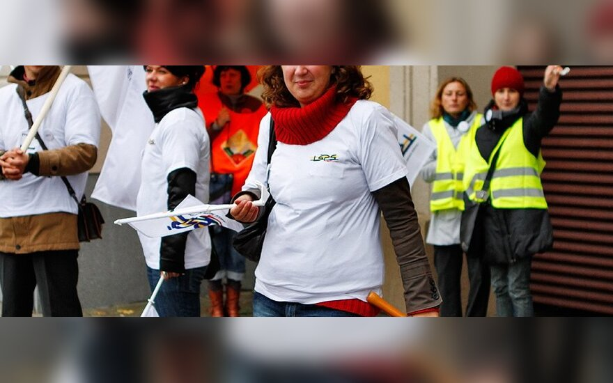 Митинг профсоюзов перенесли на 19 марта