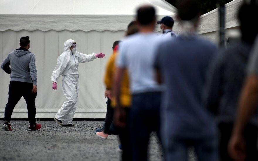 150 000 иностранцев не пустили в ФРГ из-за пандемии COVID-19