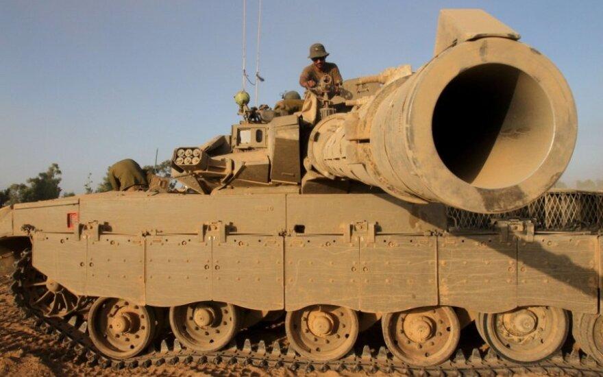 Израиль объявил о прекращении огня на семь часов