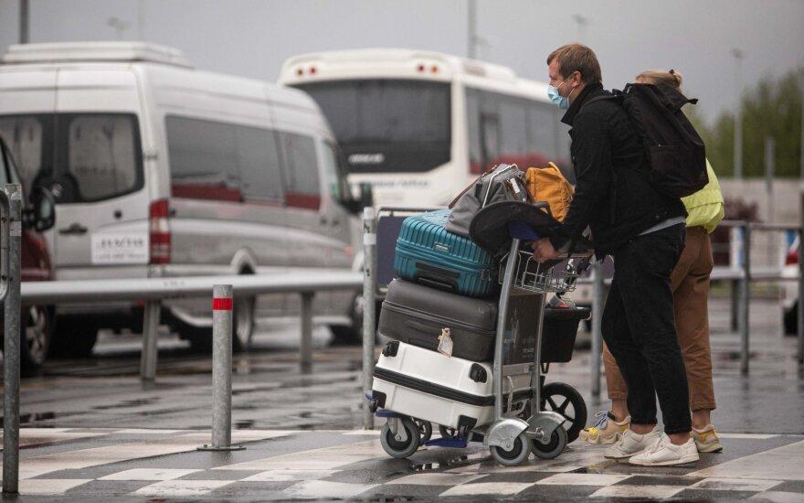 По приезде из Германии обязательна двухнедельная самоизоляция