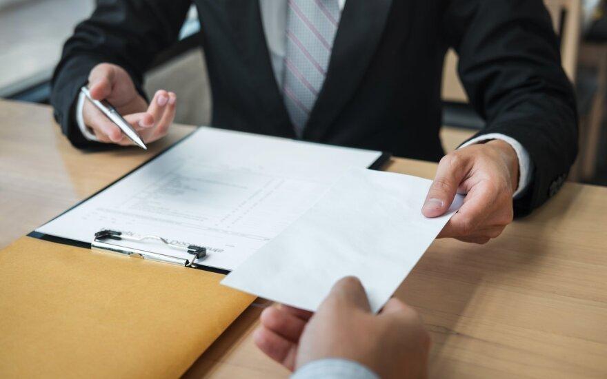 Ведущие бизнес-организации Литвы выходят из нацсоглашения о реформах