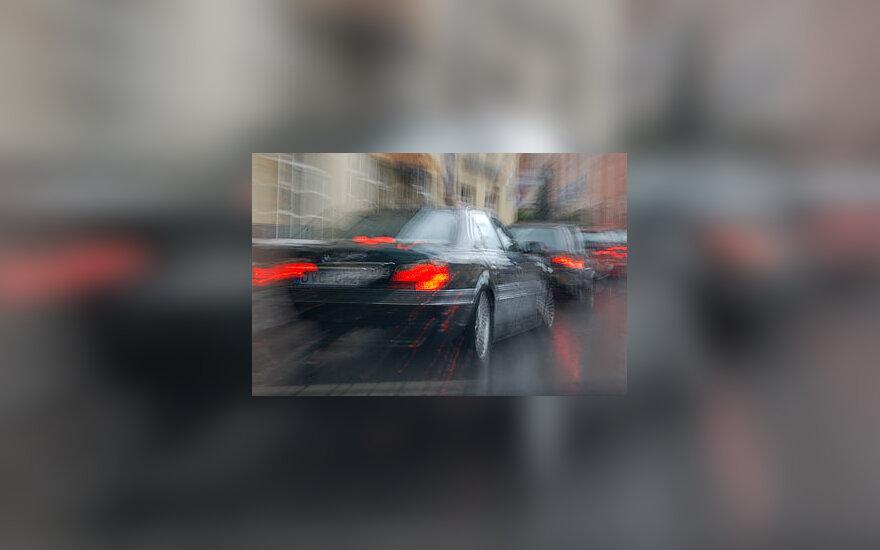 Greitis, automobilis, BMW