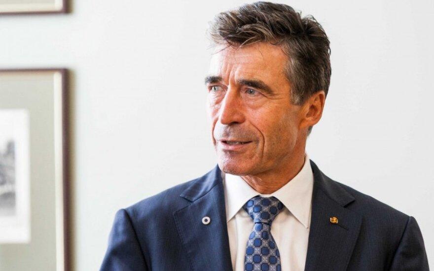 Расмуссен: Россия сегодня не угрожает НАТО