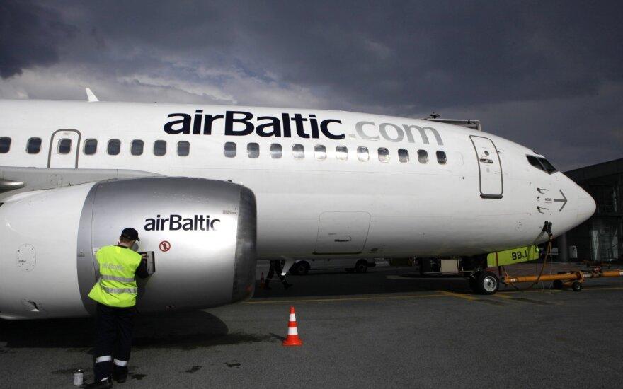 Глобальные авиакомпании не хотят покупать airBaltic