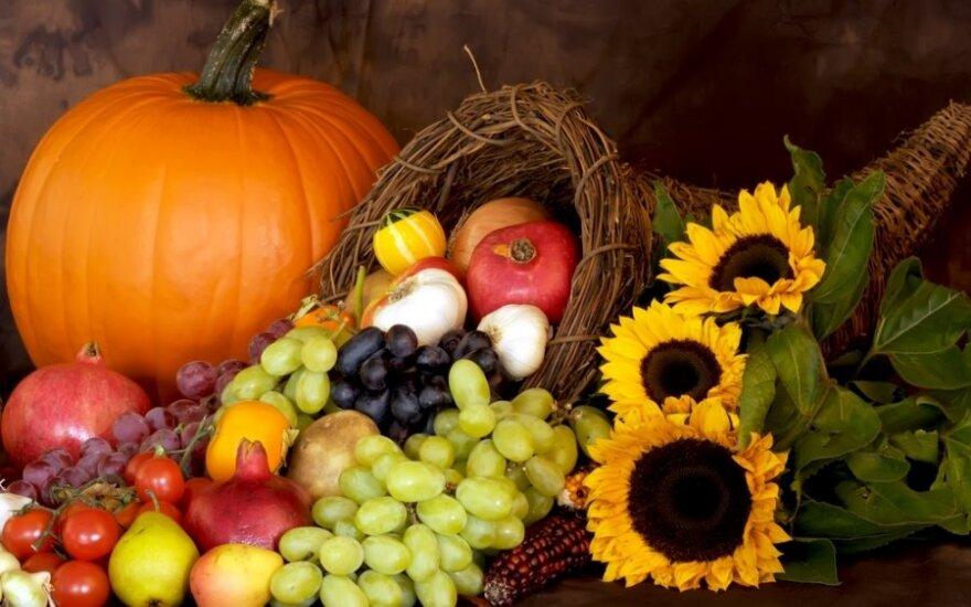Vaisiai ir daržovės