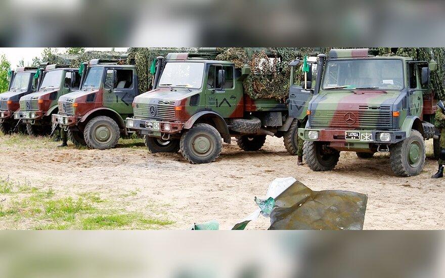 Эстонию беспокоит маленький оборонный бюджет стран Балтии