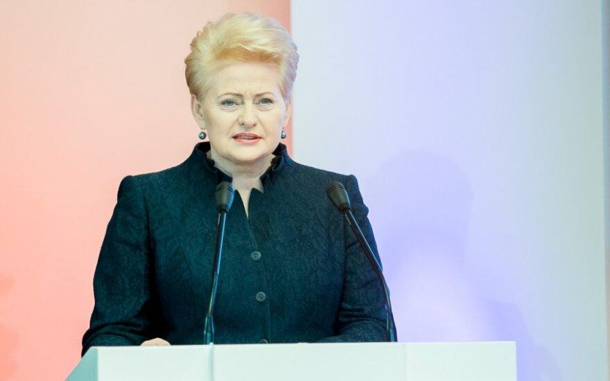 Президент: БелАЭС - геополитический проект России, направленный против Литвы