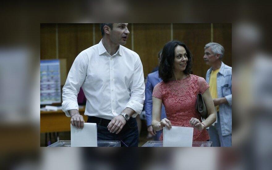 Виталия Кличко уволят с должности мэра Киева