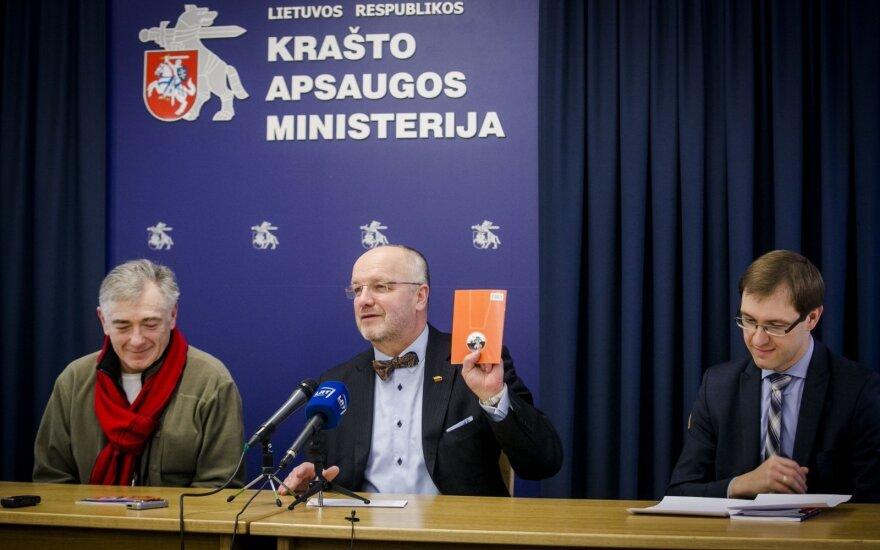 Минобороны проиллюстрировало простые советы на случай войны в Литве