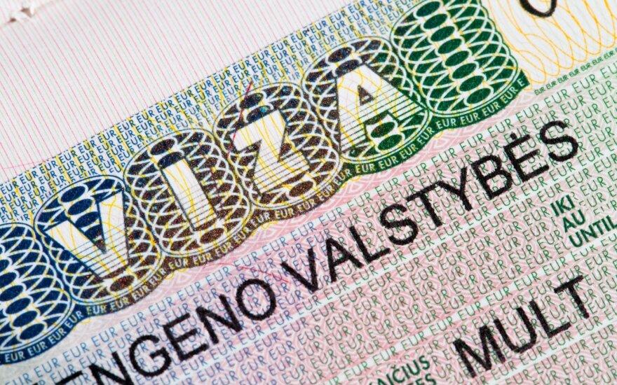 Литовские визы для пострадавших от репрессий белорусов будут бесплатными
