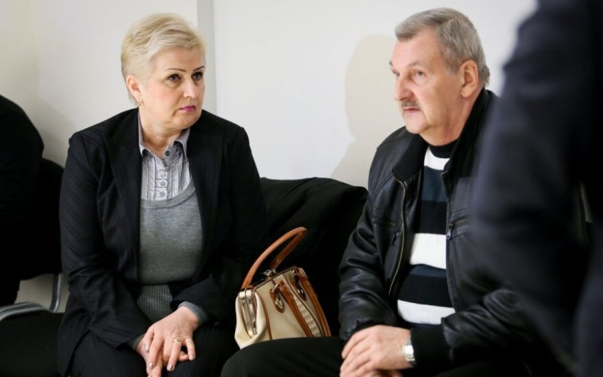 Tatjana ir Stasys Stankūnai