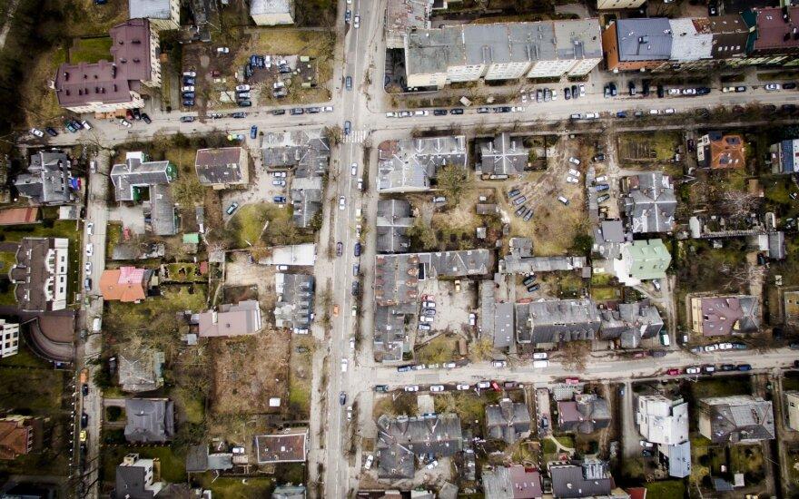 На Жверинасе начнется строительство жилого и коммерческого комплекса