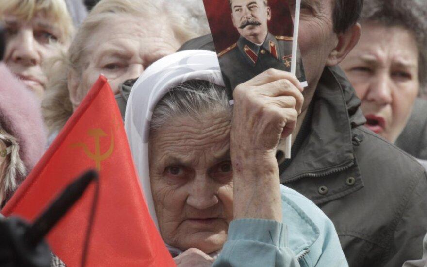 Опрос: 30% россиян считают, что страны Балтии вошли в СССР добровольно