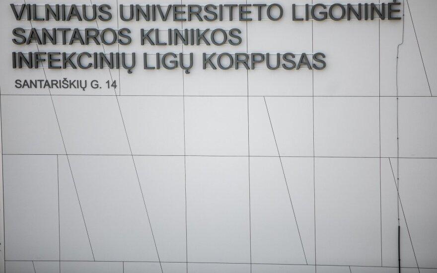 В Вильнюсе установлен еще один случай коронавируса