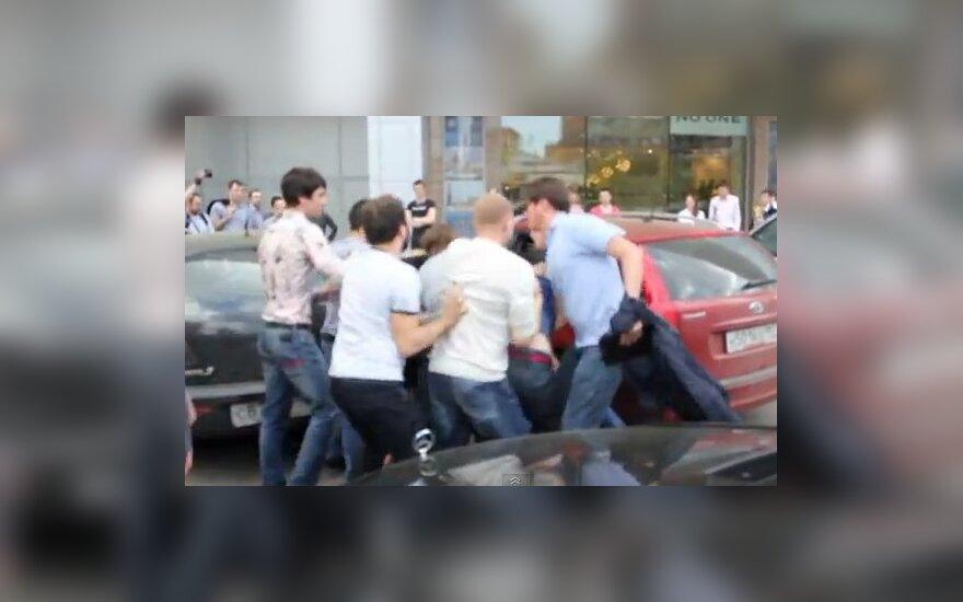 Драку с родней чеченского чиновника в Москве замять не удалось