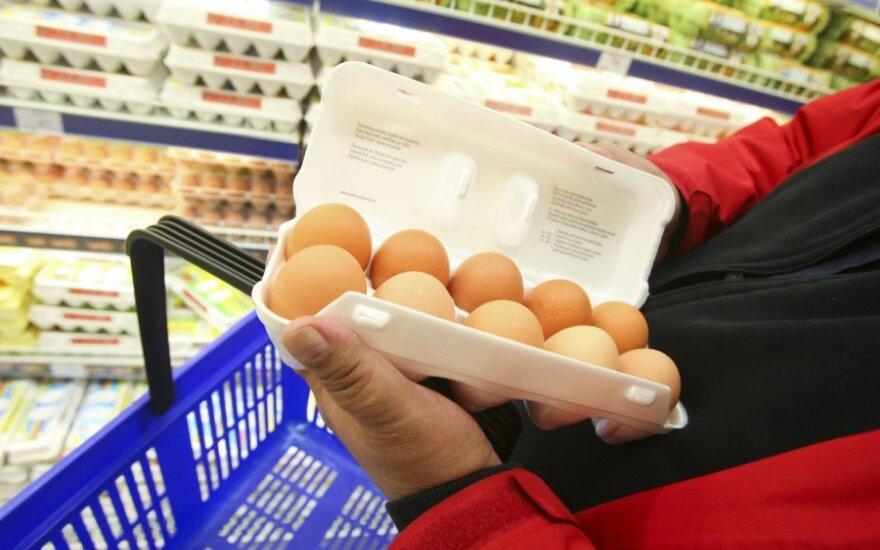 Торговцы: перед Пасхой яйца дорожать не будут