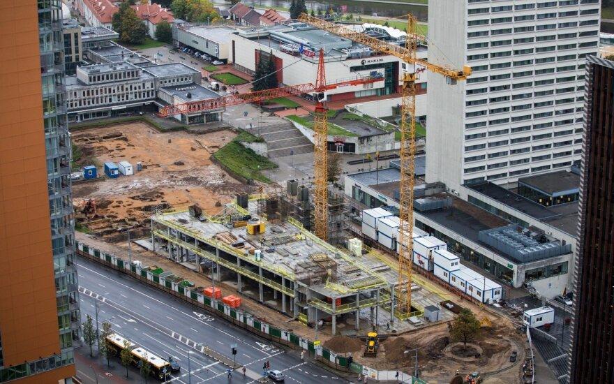 Цены на жилье в Литве в 1-ом квартале повысились на 1,9%