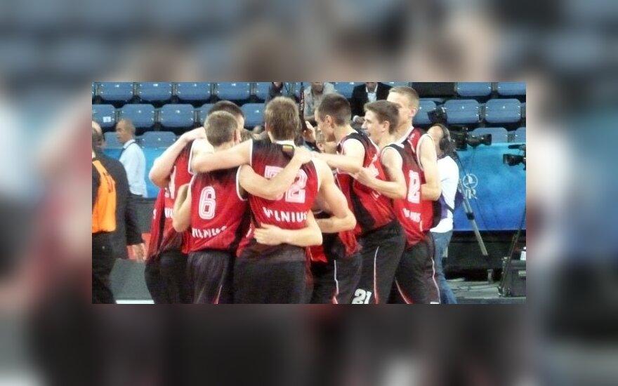 """""""Lietuvos ryto"""" jaunimas - Eurolygos čempionas!"""