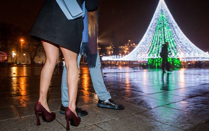 Naujųjų metų sutiktuvės Vilniuje