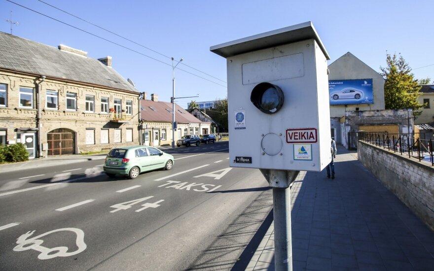 Революция ПКС: на дорогах Литвы уже проводят эксперимент